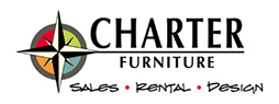 Charter Furniture Rental Logo